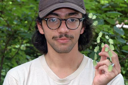 Juan Angulo accepted into CUNY/NYBG PhD Program